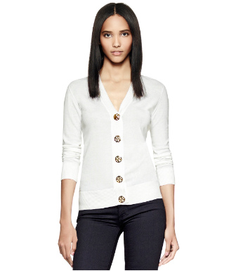 COTTON SIMONE CARDIGAN