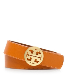 Tory Burch Tory Reversible Logo Belt