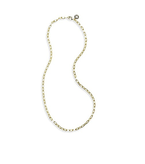 TORY MINI CHAIN NECKLACE