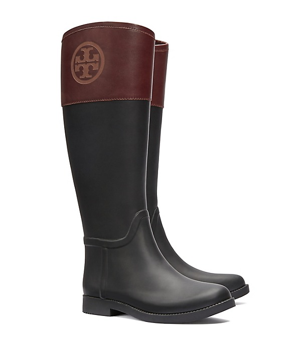 Tory Burch Rainboots - on sale for $165!