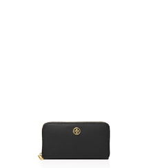 Tory Burch Portefeuille Allongé Zippé Robinson