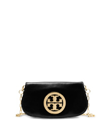 Tory Burch Clutch Mit Logo
