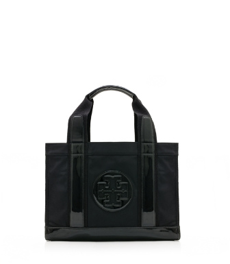 Tory Burch Nylon Mini Tory Tote