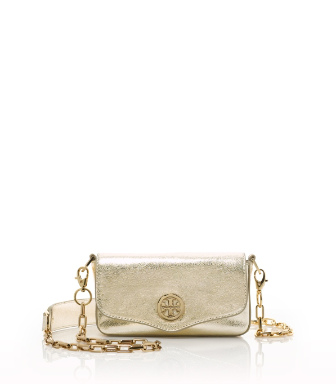 Tory Burch Metallic Mini Bag