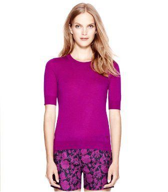 Tory Burch Catalina Cashmere Sweater