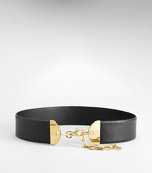 WIDE LOGO DISK BELT