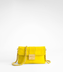 NORAH FLAP ENVELOPE | LEMON | 707