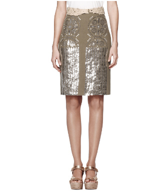 Tory Burch Ciara Skirt