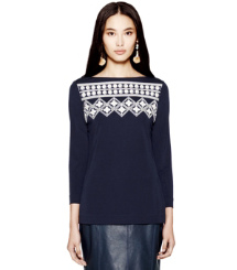Tory Burch Alice Oberteil