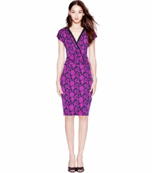 Tory Navy Small Palazzo  Tory Burch Andie Dress