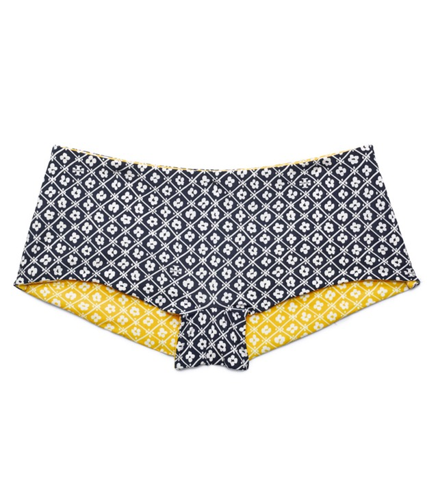 BIARRITZ REVERSIBLE BOY SHORT