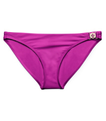 Party Fuschia. Tory Burch Logo Bottom