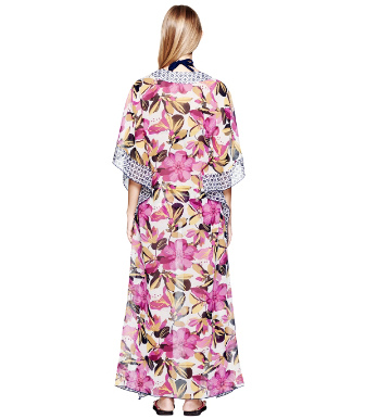 Tory Burch Catarina Long Caftan