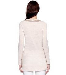 Poundcake Melange Tory Burch Dove Tunic