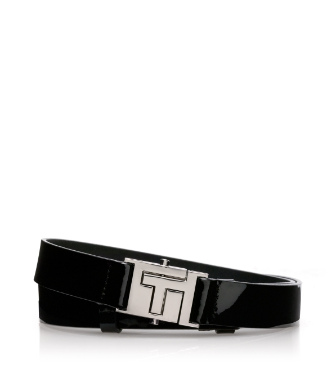 "Tory Burch Push ""t"" Belt"