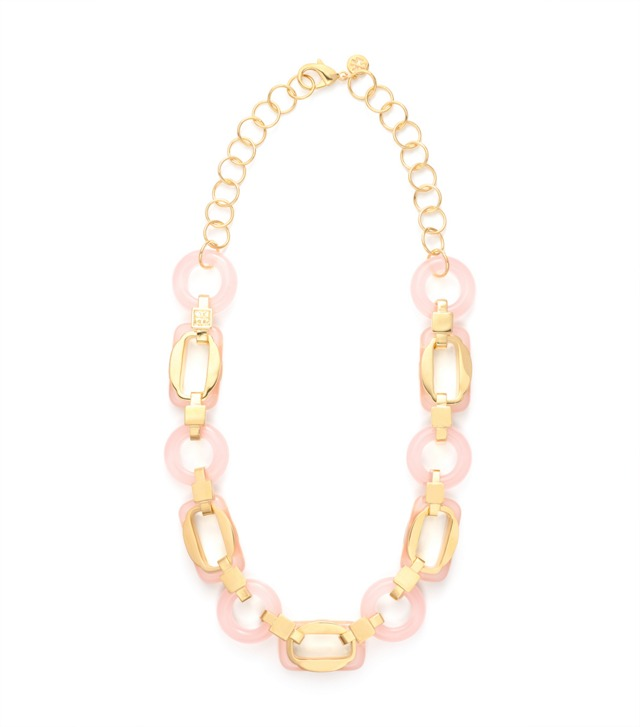 LUCAS SMALL LINK NECKLACE