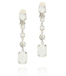 Tory Burch Simple Resin Drop Earring