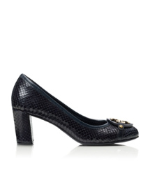 Tory Burch Aaden Pumps Mit Schlangendruck