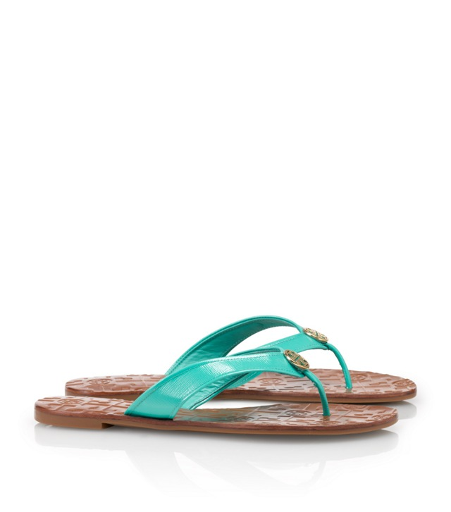 Patent Leather Thora Sandal