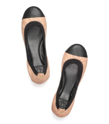 Tory Burch Carrie Ballerina