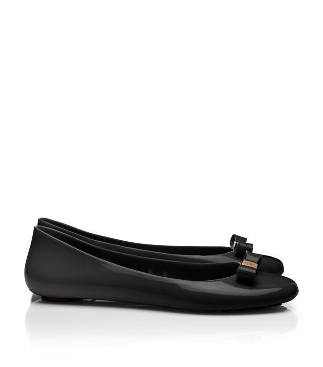 Jelly Bow Ballet Flat