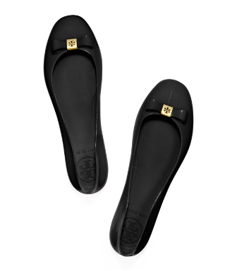 Tory Burch Jelly Bow Ballet Flat