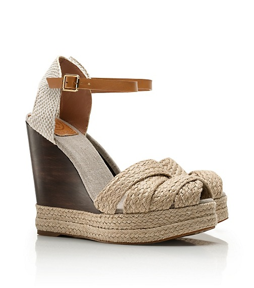 Georgie Espadrille Wedge