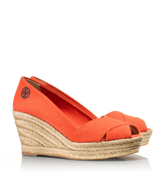 Tory Burch Filipa Espadrille Wedge