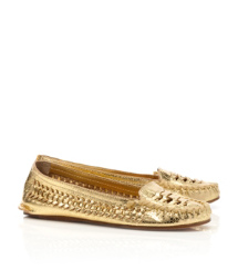 Metallic Nadia Moccasin