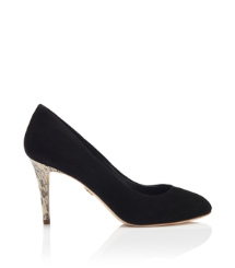 Snake Trim Mabel Pump