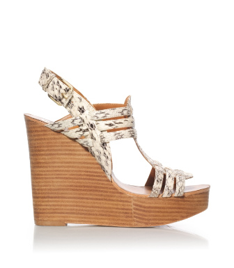 Tory Burch Leslie Wedge Sandal