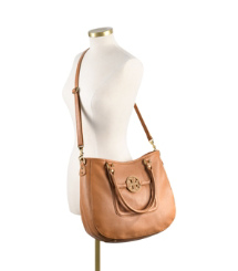 Tory Burch Amanda Classic Handle Hobo