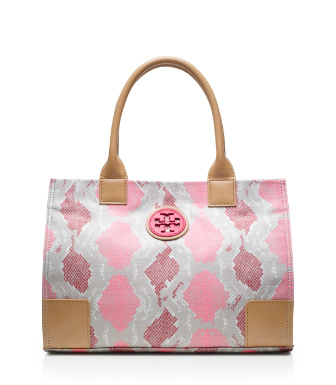 Tory Burch Printed Mini Ella Tote