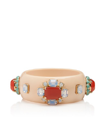Tory Burch Rodeo Coral Bangle