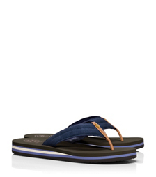Tory Burch Canvas Flip-flop
