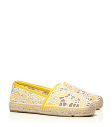 Tory Burch Lucia Lace Espadrille