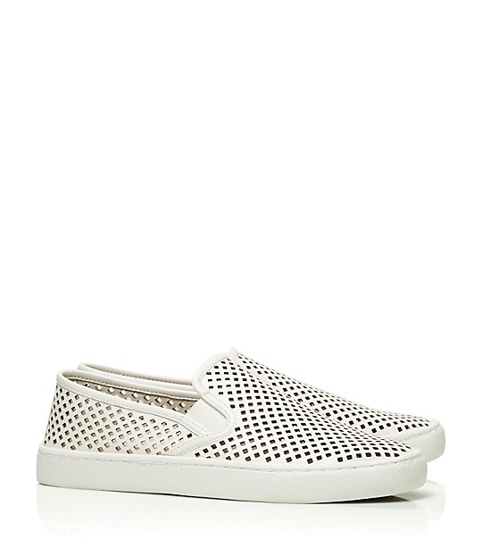 Jesse Perforated Sneaker Women S View All Toryburch Co Uk