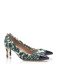 Tory Burch Issy Floral Pump