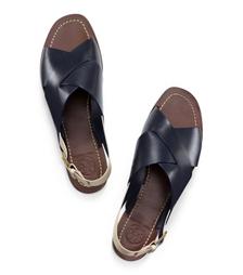 Tory Burch Bleecker Slingback Flat Sandal