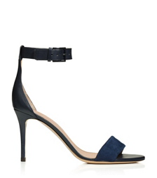 Tory Navy Tory Burch Classic Ankle Strap Sandal