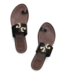Tory Burch Lowell Flat Slide