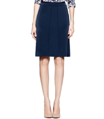 Tory Navy Tory Burch Alton Skirt