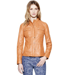 BEACON LEATHER JACKET