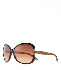 Tory Burch Oversized T-hinge Sunglasses