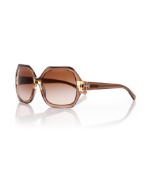 Tory Burch Oversized Mod Sunglasses