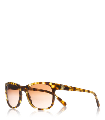 Spotty Tort Tory Burch Classic Sunglasses