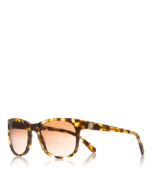 SQUARE GLAM LOGO TEMPLE | 249 | Women's Acetate Sunglasses