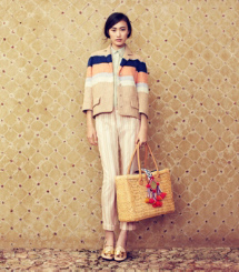 Tory Burch Bohemian Suiting