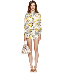 Tory Burch The Complete Wheat Look