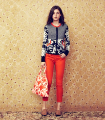 Tory Burch Pattern Play + Poppy